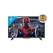 "24"" - HD LED  Digital TV - Black"
