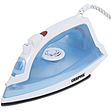 GSI7783 - Steam Iron-Wet and Dry - Blue and White