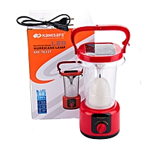 Rechargeable Solar-Electrical  Emergency LED Lamp