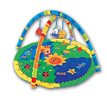 Baby Light Musical Garden Bugs Adventure Gym Activity Playmat Play Mat Toy