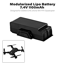 7.4V 1100mAh Modularized Lipo Battery for SG900-S RC Drone Wifi FPV Quadcopter
