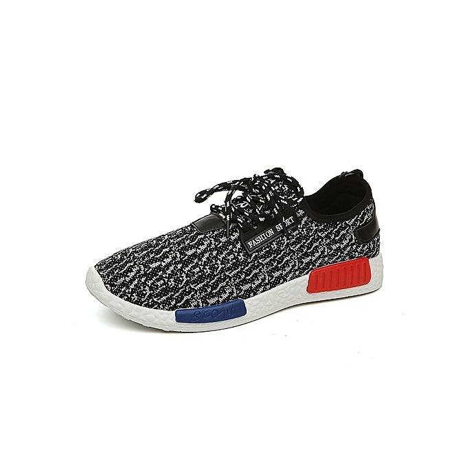 Buy Fashion New Men Casual Shoes Summer Breathable Mesh Men Shoes