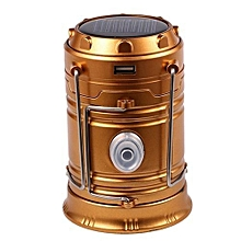 Portable Rechargeable Camping Light Low Consumption 6 LED Light Hand Lamp