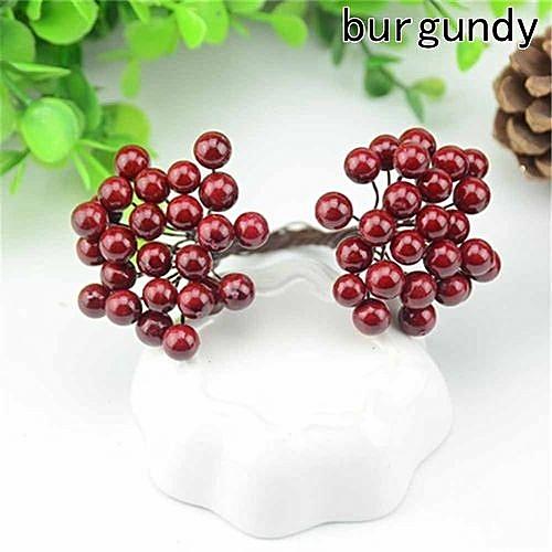 buy universal tanson 20 heads mini fake fruit small berries