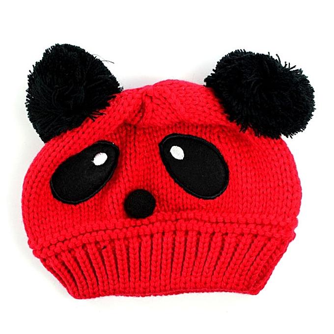 c74dff1d5 Generic jiuhap store Cute Baby Kids Girls Boys Stretchy Warm Winter ...