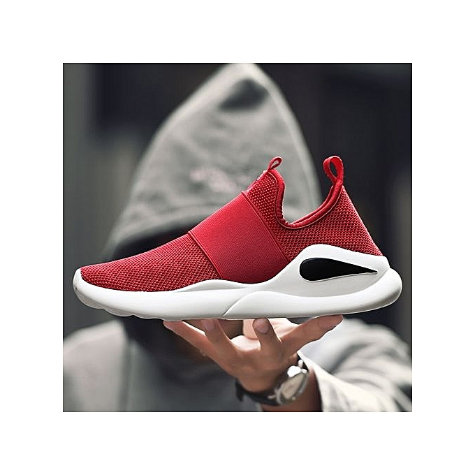 Men S Sneakers 2018 Running Shoes Trending Style Sports Breathable Trainers