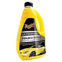 Ultimate Wash And Wax