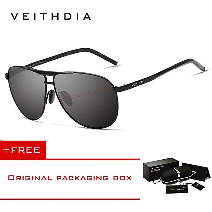 63b9d96ecd8 VEITHDIA Brand Classic Men s Vintage Sunglasses Polarized UV400 Lens  Eyewear Accessories Male Sun Glasses For Men