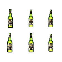 Malt Beer 6 Bottles - 330ml