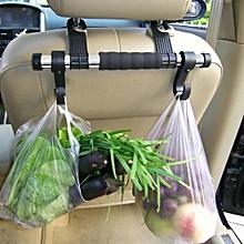 Car Vehicle Multi-functional Seat Headrest Bag Hanger Hook Holder Seat Headrest Hanger Hanging Holder Four Hooks