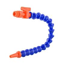 "High Quality 1/4"" Nozzle Plastic Flexible Coolant Pipe Valve/Milling Lathe Milling CNC Machine Switch"