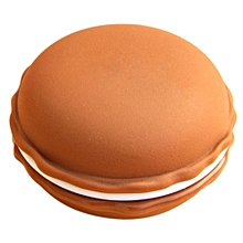 bluerdream-Mini Earphone SD Card Macarons Bag Storage Box Case Carrying Pouch-Orange