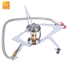 BL100 - B5 Outdoor Camping Picnic Foldable Split Gas Stove Portable BBQ Gear