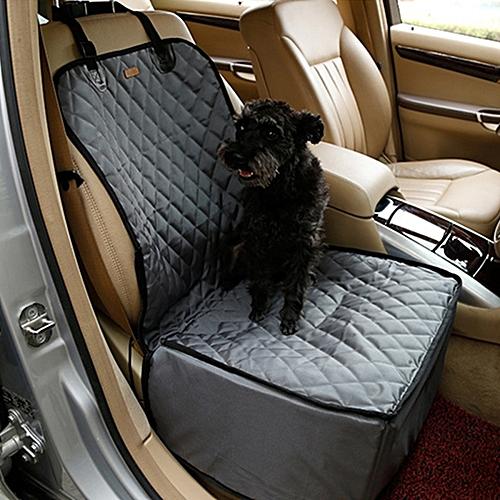 Nonslip Folding Waterproof Car Vice Driving Seat Cover Pet Cat Dog Cushion Mat Size