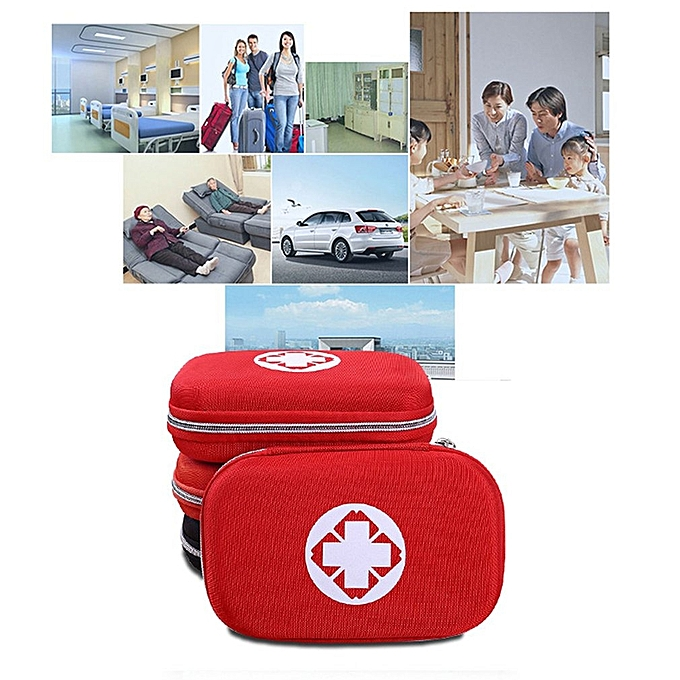 4e61a839dbc0 ... Portable Storage Bag First Aid Kit Medicine Bag Small Survival Pill Case  ...