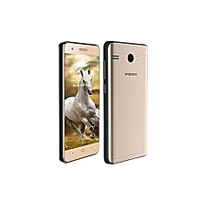 A4502  - Dual SIM - 8GB - Gold and Black