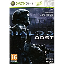 XBOX 360 Game Halo 3 ODST