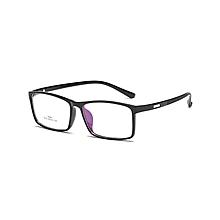 534c71b41d9d TR90 Rectangle Computer Glasses Anti-blue Ray Eyewear Frame