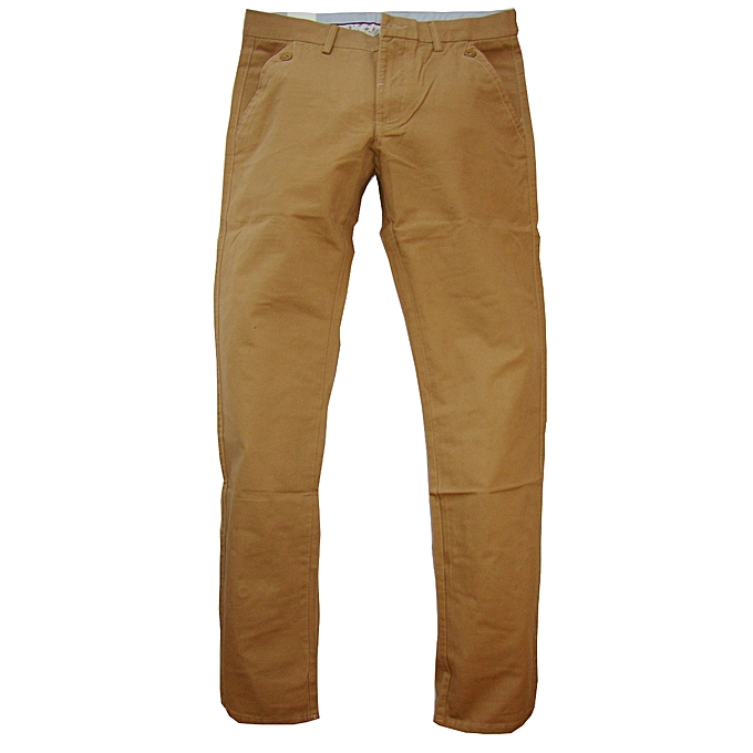Brown Chinos Pants For Men