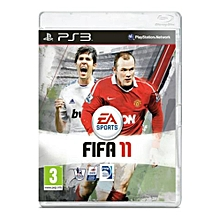 PS3 Game FIFA 11