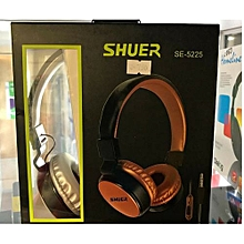 SE-5225Wired Stereo headset With Mic Over Ear Headsets