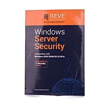 Windows Server Security-Black