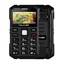 """S2 - 1.7\ Ultra-thin Card Phone GSM Shockproof - Black"""""""