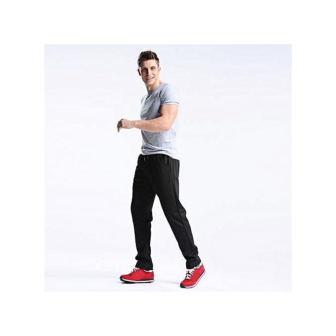 3bdaa4d534bd Men Sports Pants Trousers Hip Hop Jogging Joggers Sweatpants Jogger Pants