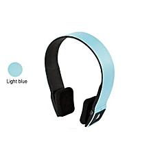 Headphone HandsFree Stereo Audio Bluetooth Headset Bluetooth Sports Wireless High Quality Headphones S460 - Blue