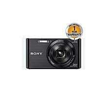 DSC-W830 - Cybershot Camera - 20.1MP - 8x Optical zoom