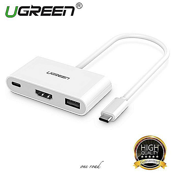 Generic Usb-C To Hdmi Adapter Usb-C Hdmi Multi-Adapter (With Usb C