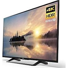 """KD43X7000F - 43"""" - 4K Ultra HD Digital Smart LED TV - Black"""