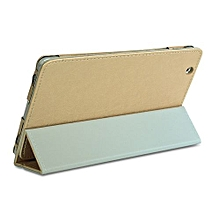 Cover Case for Teclast T8 8.4 inch Superior PU Leather Full Coverage Stand Protective - Golden