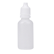 25PCS 20ml Empty Plastic Squeezable Dropper Bottles Eye Liquid Dropper