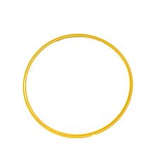 Hula Hoop Gymnastic Flat – 70Cm – Yellow
