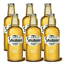 Premium Cider Beer 6 Pack  - 500ml