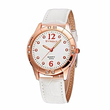 Women's Casual Fashion Quartz Watch(White)