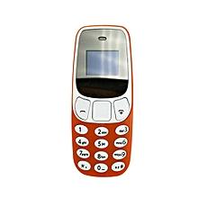 Super Mini GSM Mobile Phone Bluetooth Pocket Cellphone Support Dual Nano SIM Card