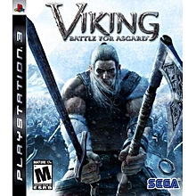 PS3 Game Viking Battle For Asgard