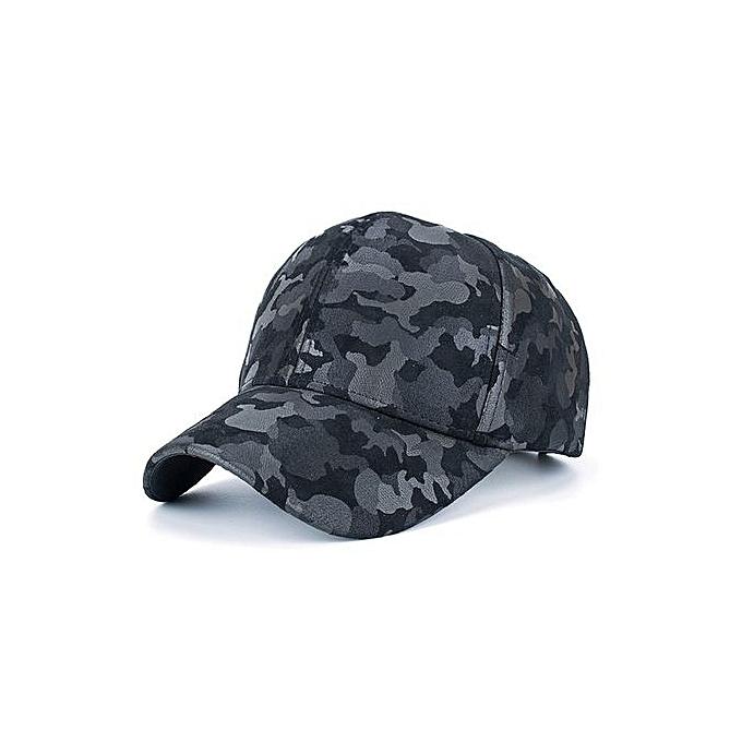 Eissely Women Men Camouflage Baseball Cap Snapback Hip Hop Flat Hat ... 17882980c0d