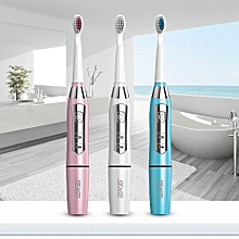 SEAGO E1 Sonic Electric Toothbrush Charging Batteries with 2 Brushing Modes Automatic
