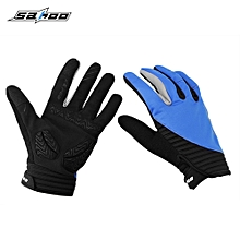 Paired Unisex Touchable Screen Cycling Gloves