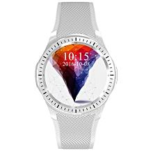 DM368 Bluetooth Smart Watch Health Wrist Bracelet Heart Rate Monitor WH