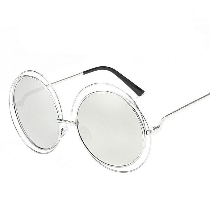 595fe71fe Luxury Round Sunglasses Women Brand Designer 2019 Vintage Retro Oversized Sunglass  Female Sun Glasses For Women