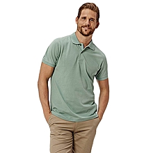 Green Standard Male T-Shirt
