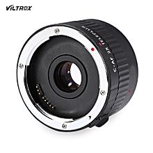 C AF 2X Teleplus Teleconverter Lens for  EF Mount Lens