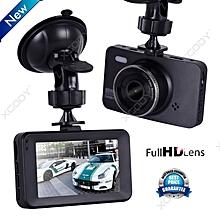 HD 1080P 3.0'' Car Dashboard DVR Vehicle Video Camera Recorder Dash Cam G-Sensor