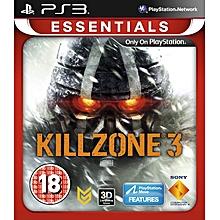 PS3 Game Killzone 3 Essentials