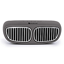 NewRixing NR - 2020 Wireless Bluetooth Stereo Speaker Portable Player-GRAY