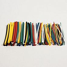 140Pcs Assorted Heat Shrink Tube Sleeving Wrap Electrical Wire Cable Connection